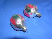 2 елочные игрушки советского времени